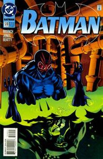 Black Spider - Johnny LaMonica, the second Black Spider.