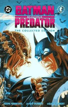 Batman vs. Predator (1st. volume edition).jpg