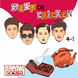 Beef or Chicken - Image: Beef or Chicken?