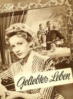 <i>Beloved Life</i> 1953 film