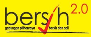 Bersih - Bersih 2.0 logo
