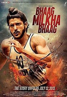<i>Bhaag Milkha Bhaag</i> 2013 Indian Hindi-language film