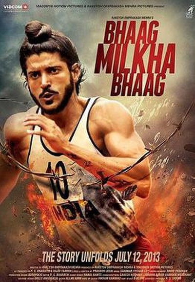 Picture of a movie: Bhaag Milkha Bhaag