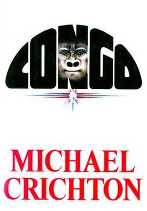 Congo (novel) - Image: Big congo