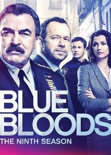 <i>Blue Bloods</i> (season 9) Season of American television series Blue Bloods