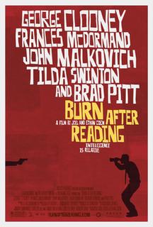<i>Burn After Reading</i> 2008 film by Joel Coen, Ethan Coen