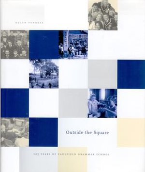 Caulfield Grammar School - Cover of Outside the Square
