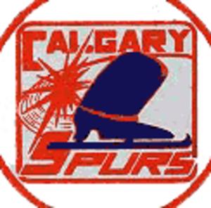 Calgary Spurs - Image: Calgary Spurs