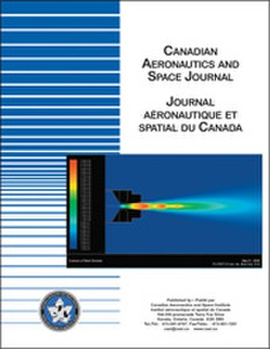 Canadian Aeronautics and Space Journal - Image: Canadian Aeronautics and Space Journal cover