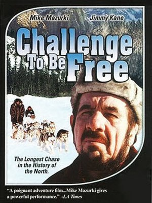 Challenge to Be Free - Theatrical poster