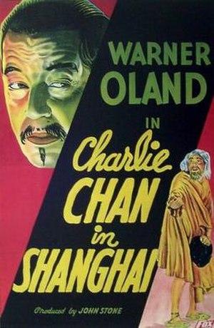 Charlie Chan in Shanghai - Image: Charlie Chan in Shanghai