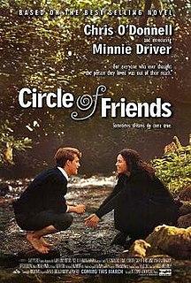 <i>Circle of Friends</i> (1995 film) 1995 Irish film
