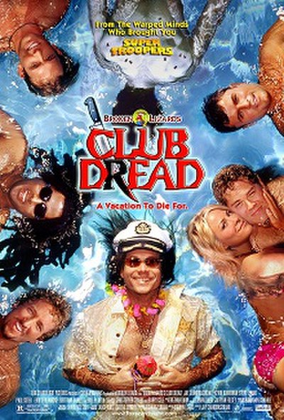 Picture of a movie: Club Dread