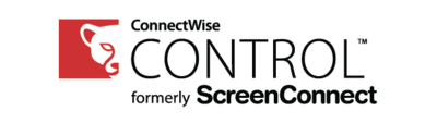 Connectwise Control Black Logo.png