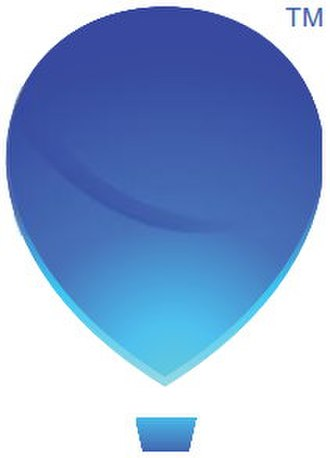 Corel - Image: Corel Balloon Logo