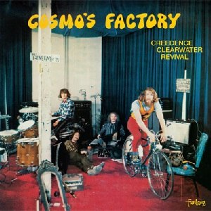 Cosmo's Factory - Image: Creedence Clearwater Revival Cosmo's Factory