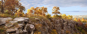 Ruffner Mountain Nature Preserve - Image: Cropped Quarry