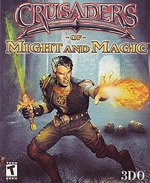 crusaders of might and magic cheats