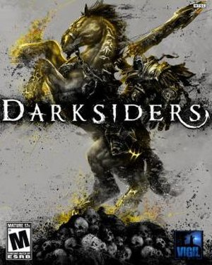 Darksiders - Image: Darksiders Cover