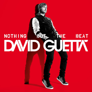 Nothing but the Beat - Image: David Guetta Nothing but the Beat