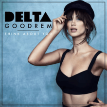 Delta Goodrem - Think About You (Single Cover oficial) .png