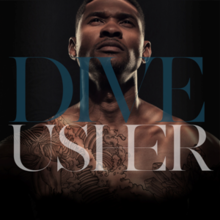 Usher Album Cover Dive (Usher song) - Wi...