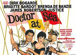 <i>Doctor at Sea</i> (film)
