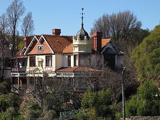Parktown mansions - Dolobran