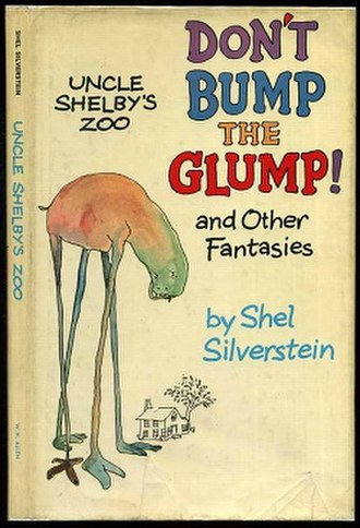 Don't Bump the Glump! - First edition