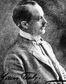 Douglas Arthur Teed.