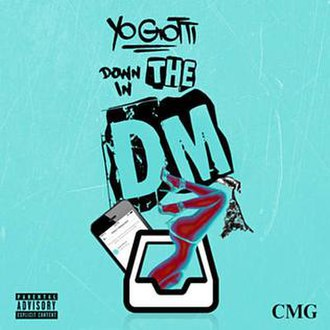 Yo Gotti featuring Nicki Minaj — Down in the DM (studio acapella)