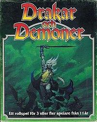 drakar och demoner expert