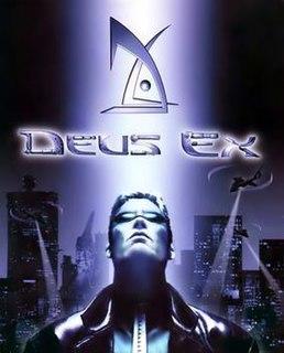 <i>Deus Ex</i> (video game) 2000 video game