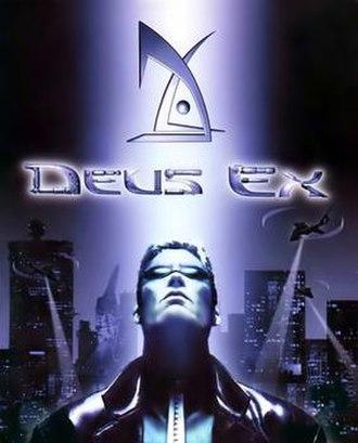 Deus Ex (video game) - Image: Dxcover