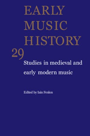 Early Music History - Image: Early Music History