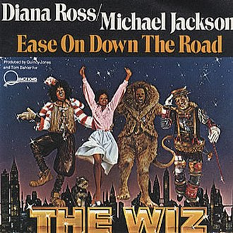 Ease on Down the Road - Image: Easeondowntheroad