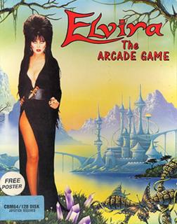 <i>Elvira: The Arcade Game</i>