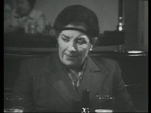 Victoria Wood as Seen on TV - Victoria Wood as Ena Sharples parodying early 1960s Coronation Street