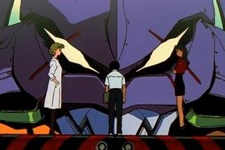 Angel Attack Episode of Neon Genesis Evangelion