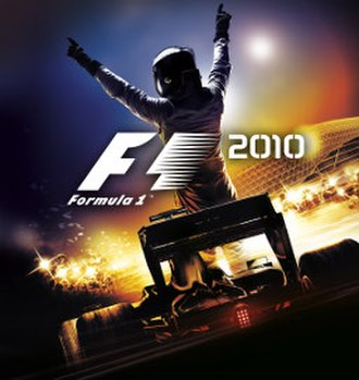 F1 2010 (video game) - F1 2010 cover art