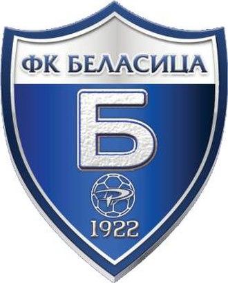 FK Belasica - Image: FK Belasica New Logo