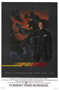 Firefox (film) - Wikipedia