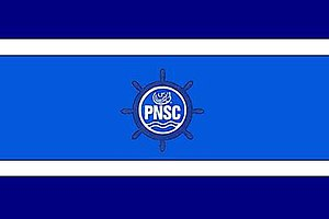 Pakistan Merchant Navy - Image: Flag of Pakistan National Shipping Corporation