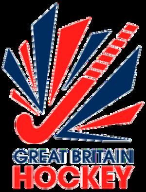 Great Britain men's national field hockey team - Image: GB hockey logo