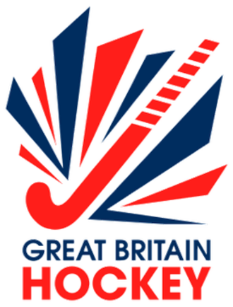 Great Britain men's national field hockey team - Image: GB hockey logo