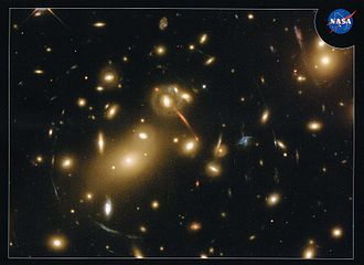 Cosmic distance ladder - Galaxy cluster