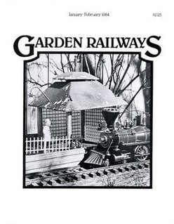 <i>Garden Railways</i>