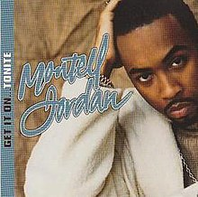Montell Jordan - Get It On Tonite (studio acapella)