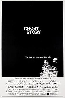 <i>Ghost Story</i> (1981 film) 1981 film by John Irvin