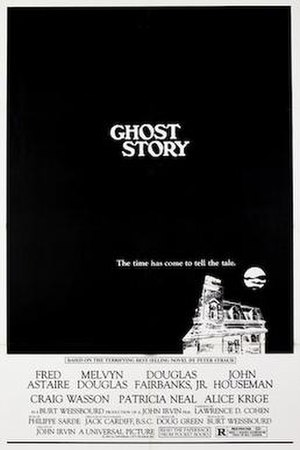 Ghost Story (1981 film) - Theatrical release poster
